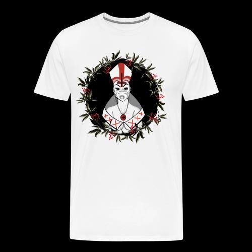 Priesterin - Männer Premium T-Shirt