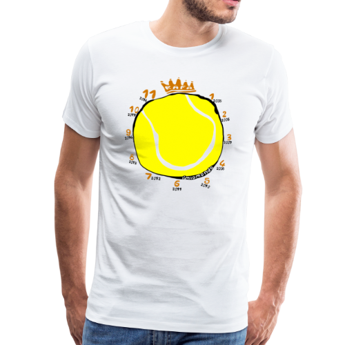EL REY DE LA TIERRA - Camiseta premium hombre