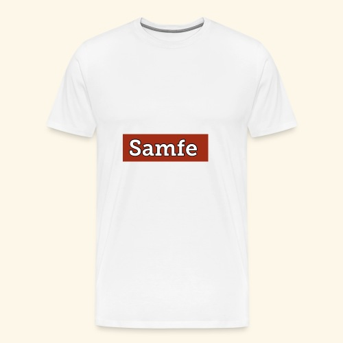 Samfe - Premium-T-shirt herr