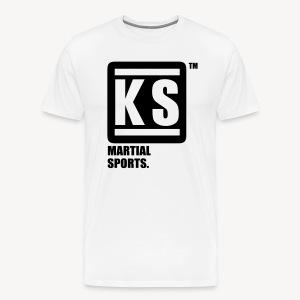 ks martial sport - T-shirt Premium Homme