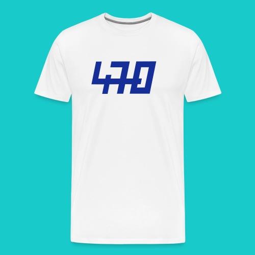 470er Bootsklasse - Männer Premium T-Shirt