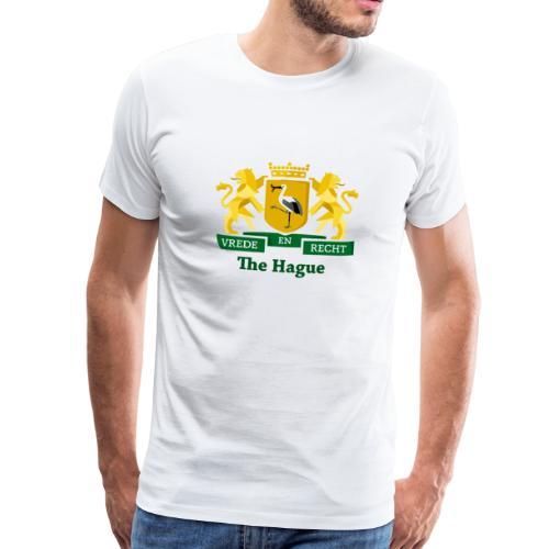 THE HAGUE - T-shirt Premium Homme