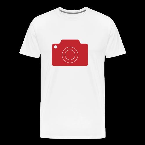 Fotoapperat - Männer Premium T-Shirt