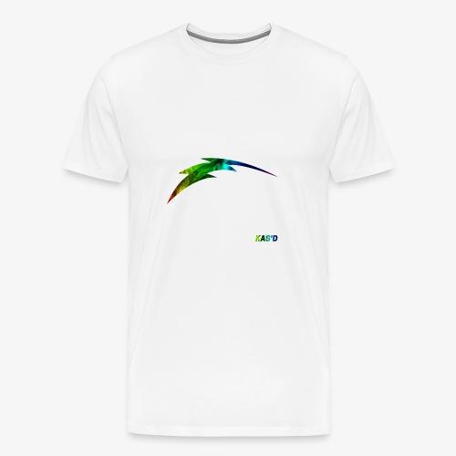 Kas'D | Marble Fade - T-shirt Premium Homme