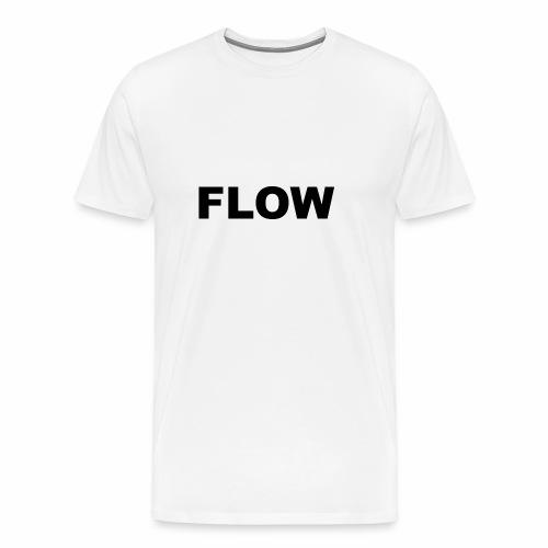 FLOW - Männer Premium T-Shirt
