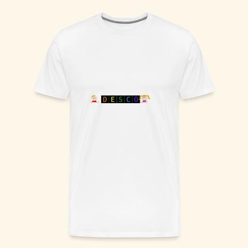 DESCO - T-shirt Premium Homme