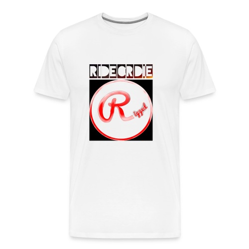 Rigged - RIDEORDIE - Männer Premium T-Shirt