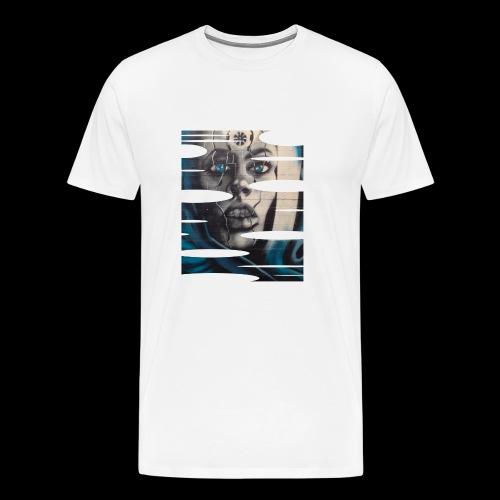 cyborg - Maglietta Premium da uomo