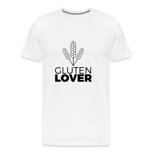 Gluten Lover - Men's Premium T-Shirt
