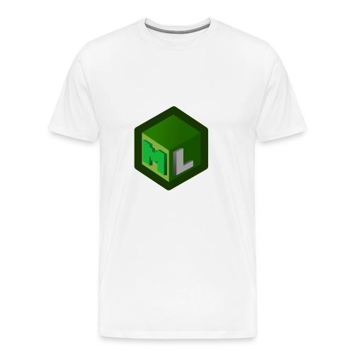 Logo ML - Men's Premium T-Shirt