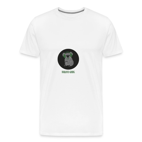 Koalafied Gaming - Premium-T-shirt herr