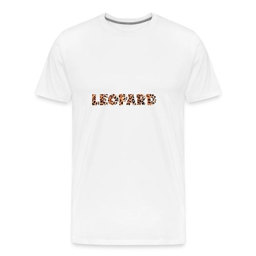 leopard 1237253 960 720 - Männer Premium T-Shirt