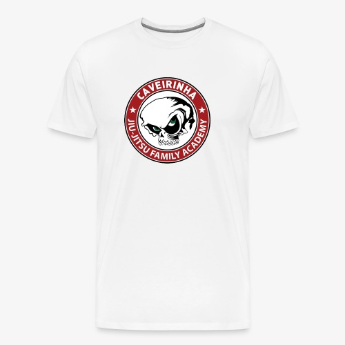 Logo Caveirinha transparent - Männer Premium T-Shirt
