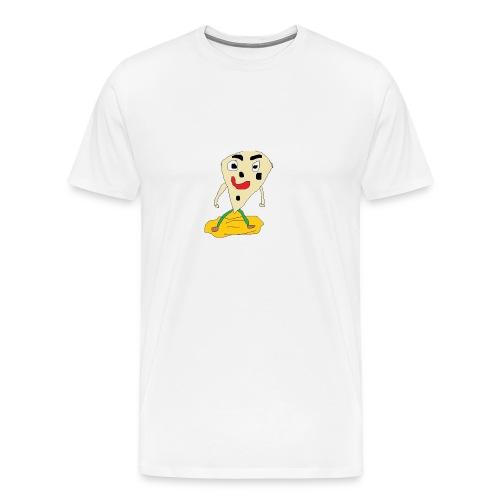 Lepisetti - Miesten premium t-paita
