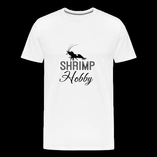 SHRIMP HOBBY [NOIR] - T-shirt Premium Homme