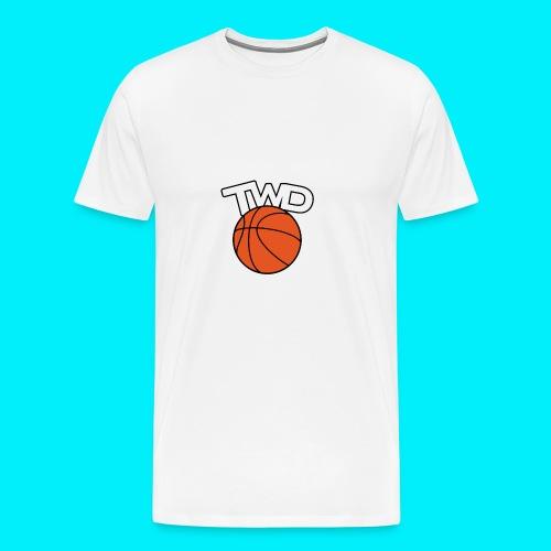Logo TWD - T-shirt Premium Homme