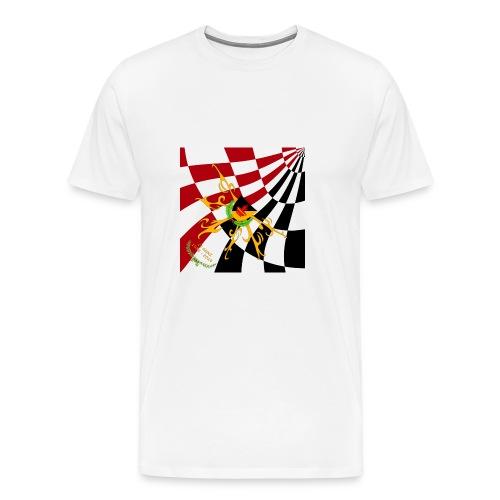 Spilla Flag - Maglietta Premium da uomo