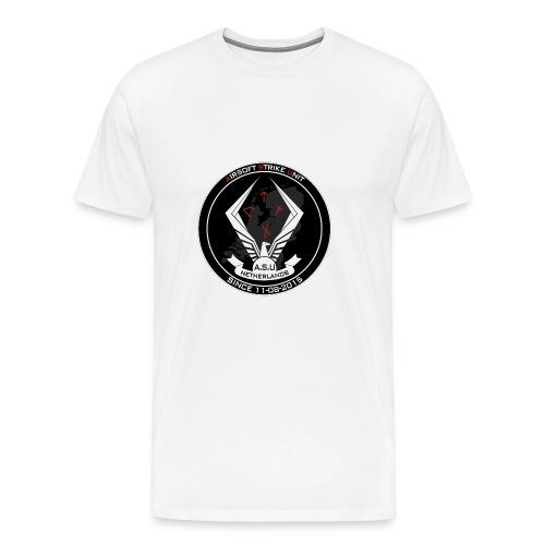 ASU-shirt lange mouw - Mannen Premium T-shirt