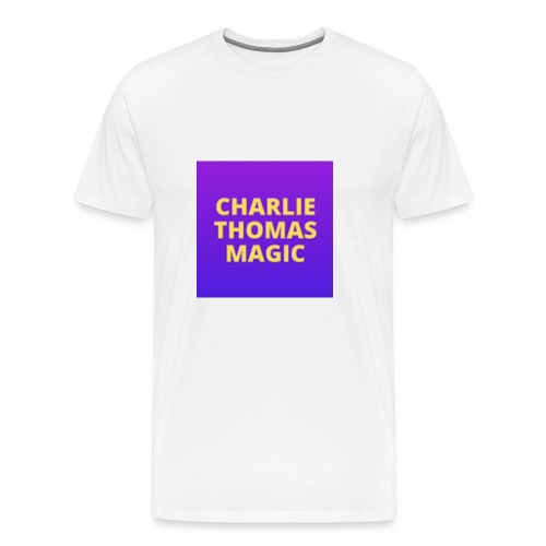Charlie Thomas Magic - Men's Premium T-Shirt