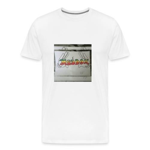 Maddox - Männer Premium T-Shirt