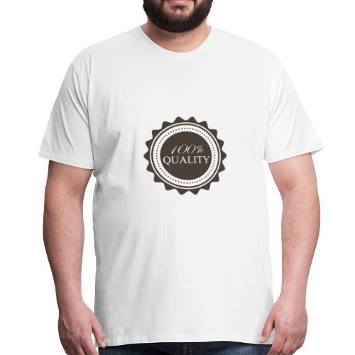 100% Quality - T-shirt Premium Homme