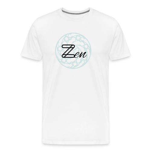 Zen1 Black - Men's Premium T-Shirt