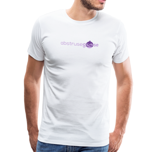 abstrusegoose #01 - Männer Premium T-Shirt