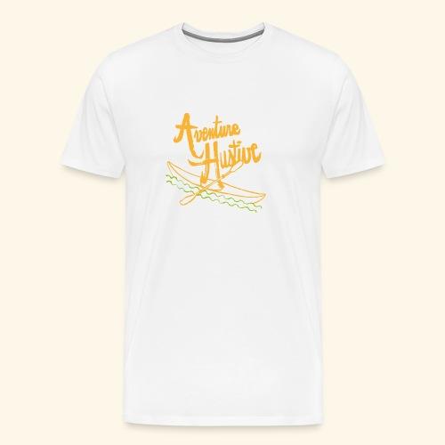 LogoTypo Kayak 04 - T-shirt Premium Homme