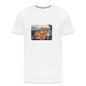 Lezvos 11 - Premium-T-shirt herr