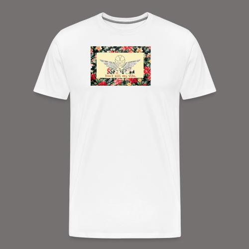 Flower Snitch - Männer Premium T-Shirt