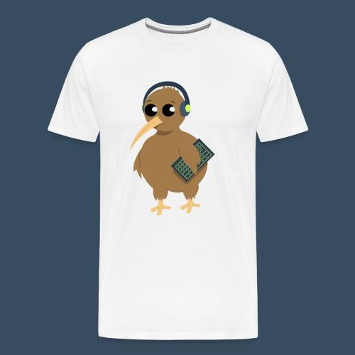 QIWEE Sans ombre - T-shirt Premium Homme