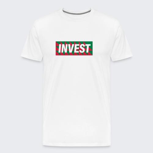 Invest - Männer Premium T-Shirt
