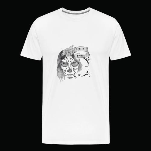 Santa Muerte Cover - Maglietta Premium da uomo