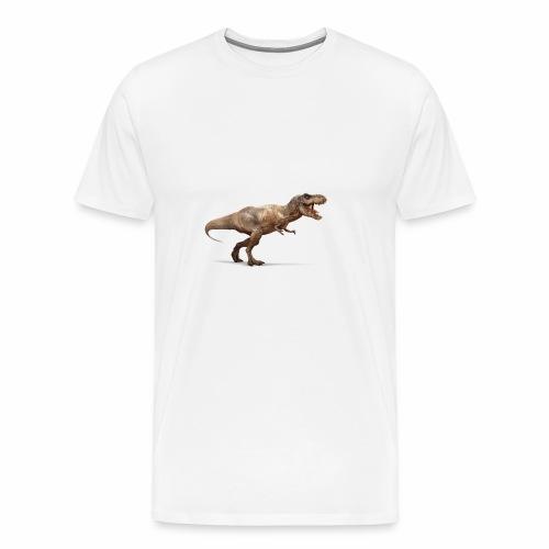 tirannosauro t rex - Maglietta Premium da uomo