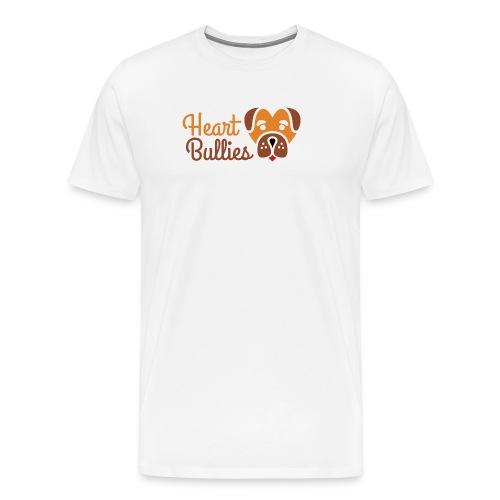 Nur für echte Bulldoggen-Liebhaber! - Männer Premium T-Shirt