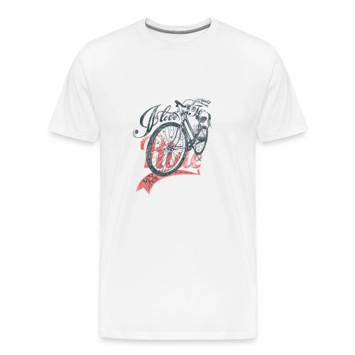 Love Ride - Camiseta premium hombre