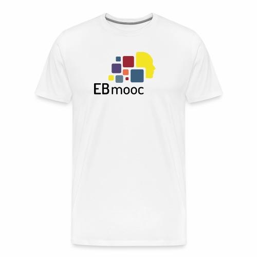 EBmooc Logo - Männer Premium T-Shirt