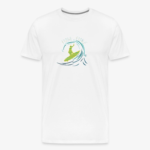 Sun Surf - T-shirt Premium Homme
