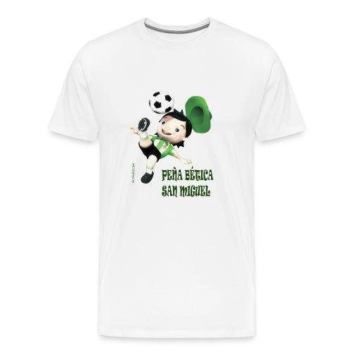 osito peluche - Camiseta premium hombre