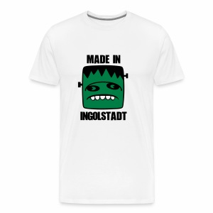 Fonster made in Ingolstadt - Männer Premium T-Shirt