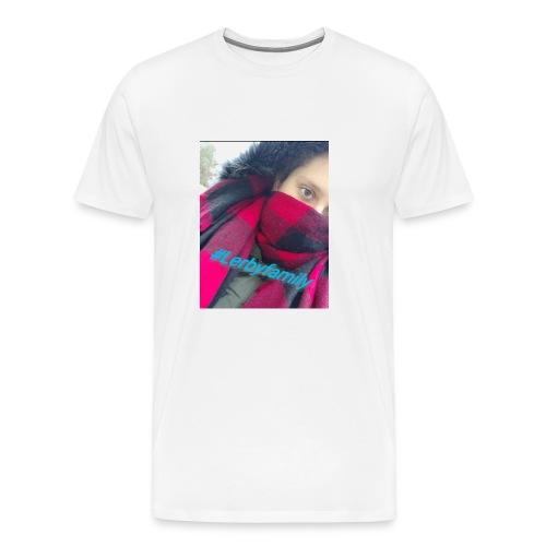 Lerbyfamily - Männer Premium T-Shirt