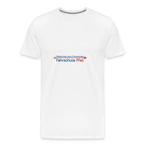 logo xxl - Männer Premium T-Shirt