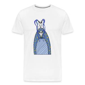 Skully 01 - T-shirt Premium Homme