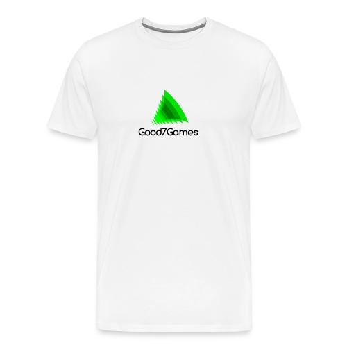 Good7Games logo - Mannen Premium T-shirt