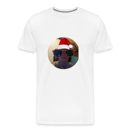 THAT FACE - Premium T-skjorte for menn
