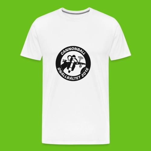 CB2016 Hoodie - Premium-T-shirt herr