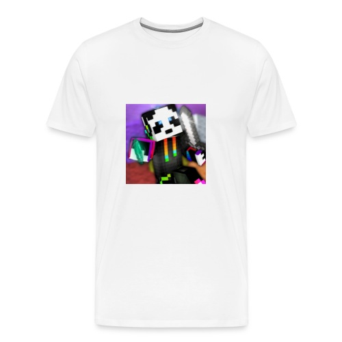 das ist mein profielbild - Männer Premium T-Shirt