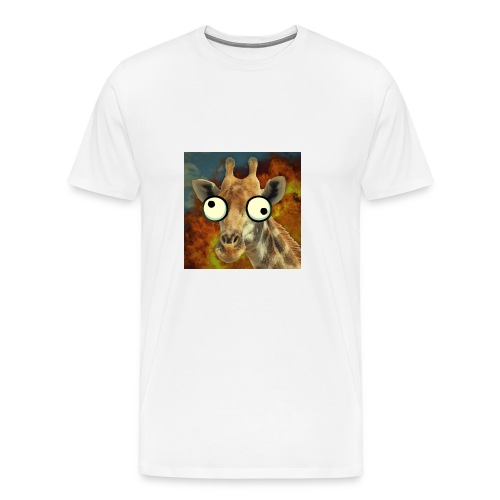 koop maar - Mannen Premium T-shirt