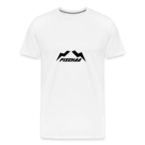 Pischaa V1 black - Männer Premium T-Shirt