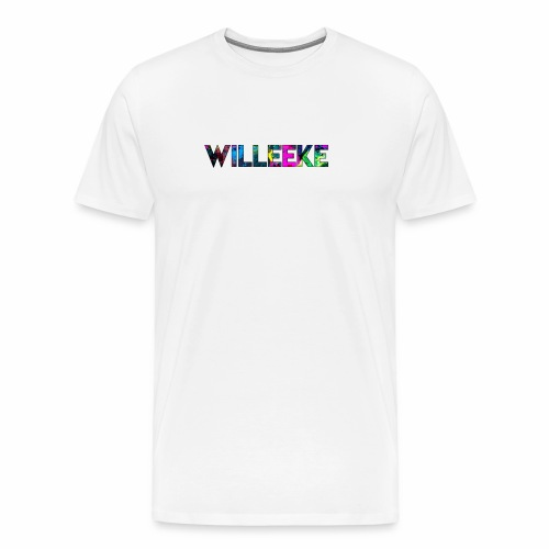 willeeke graffiti - Premium-T-shirt herr